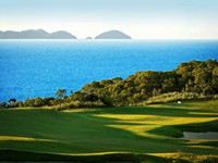 Hamilton Island Golf Club, Tourism Australia