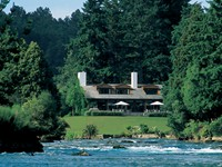 Huka Lodge, Tourism New Zealand