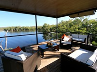 Crystalbrook Lodge, Tourism Australia