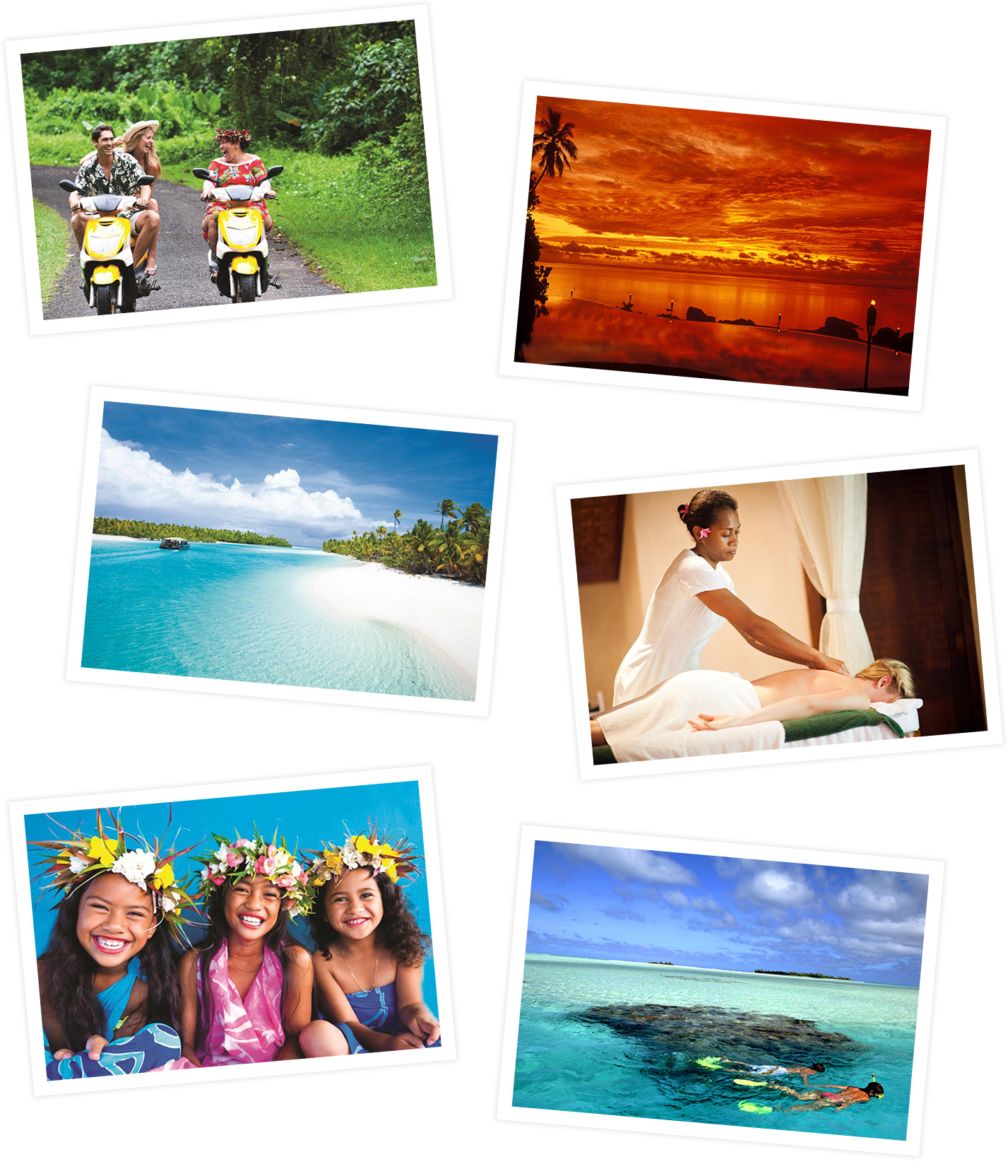 Cook Islands Travel Destinations